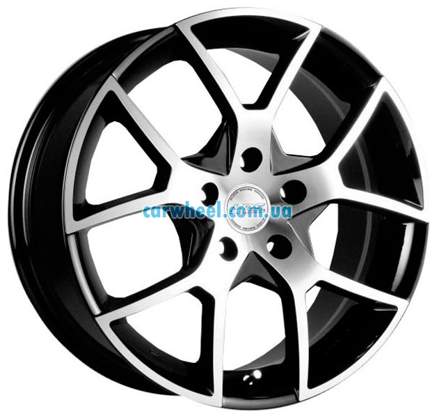 Racing Wheels H-466 6x14 4x100 ET35 DIA67,1 (DBFP)