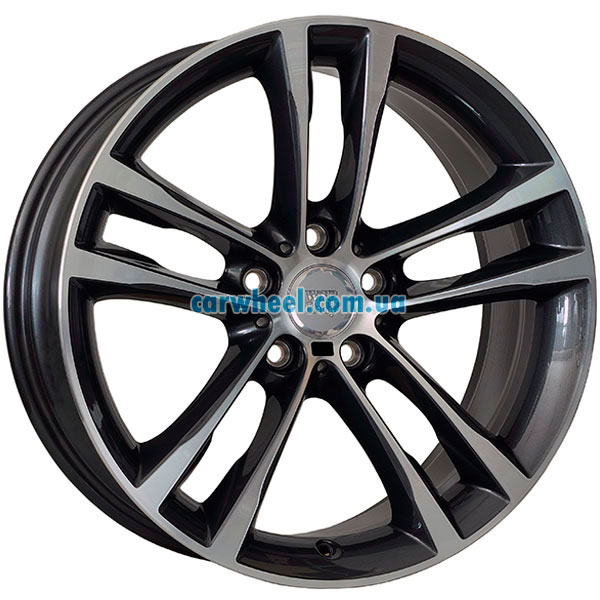 WSP Italy BMW (W681) Achille 8x19 5x120 ET36 DIA72,6 (anthracite polished)