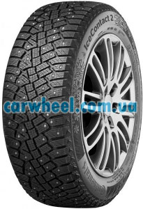 Continental IceContact 2 155/70 R13 75T (шип)