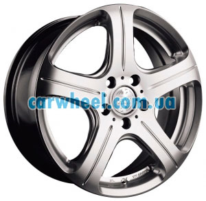 Racing Wheels H-300 8x18 5x112 ET38 DIA66,6 (HS)