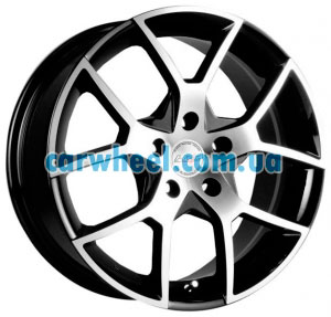 Racing Wheels H-466 6x14 4x100 ET35 DIA67,1 (DB-FP)