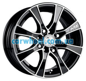 Racing Wheels H-476 6x14 4x100 ET38 DIA67,1 (DDN-FP)