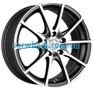Racing Wheels H-490 6x14 4x100 ET38 DIA67,1 (DDN-F/P)